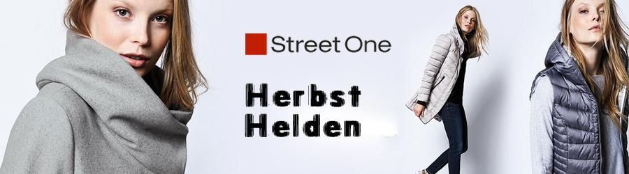 Die neue Street-One Kollektion! Jetzt bei uns!