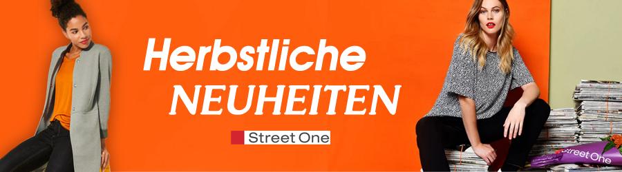 Herbstliche Neuheiten von Street-One! Jetzt bei uns!