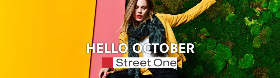 Herbstliche Neuheiten von Street-One!