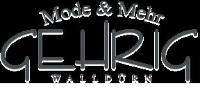 Gehrig Mode & Mehr